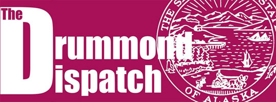The Drummond Dispatch newsletter