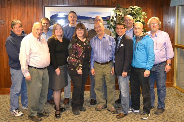 The 2015 Alaska House Minority Caucus