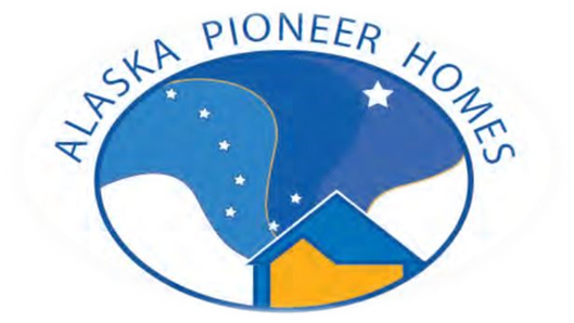 Logo for the Alaska Pioneer Homes