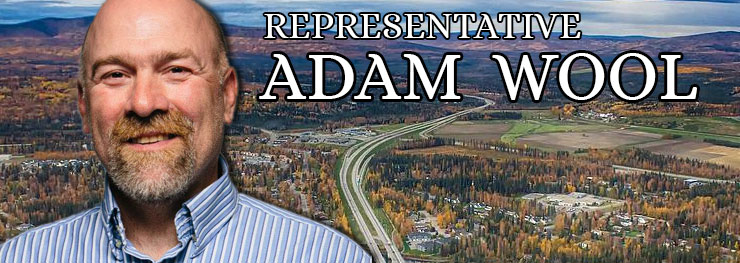 Representative Adam Wool
