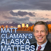 Rep. Claman's Alaska Matters: Mega Projects Update, Marijuana Dogs, Anchorage Events