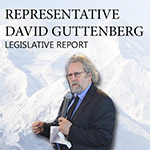 Rep. Guttenberg's Legislative Report