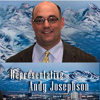 Rep. Josephson's Newsletter: Exciting Legislation