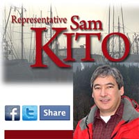 Rep. Kito's February 16 Newsletter: Start of Session E-Newsletter