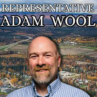 Rep. Wool's April 20th Newsletter: Alaska State House Working to Solve Alaska's Fiscal Gap