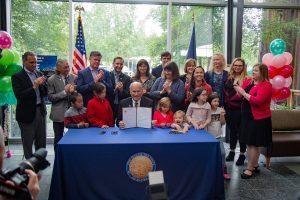 Legislation Signed to Help Prevent Dating Violence in Alaska
