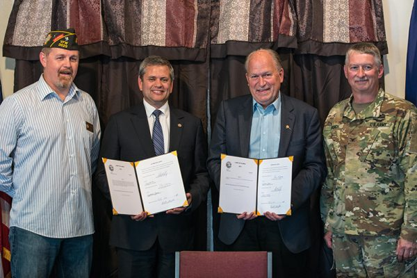 Bill Signed to Expand Military Hiring Preference to Private Businesses in Alaska