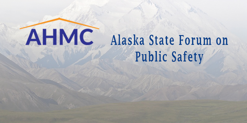 NEWS: Representative Matt Claman to Host Alaska State Forum on Public Safety