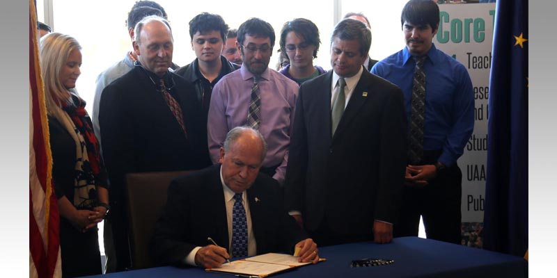 NEWS: Successful Tax Credit Program Extended to Support Education in Alaska