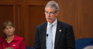 NEWS: Rep. Claman to Introduce Legislation Closing Loophole in Alaska's Sex Offense Statutes