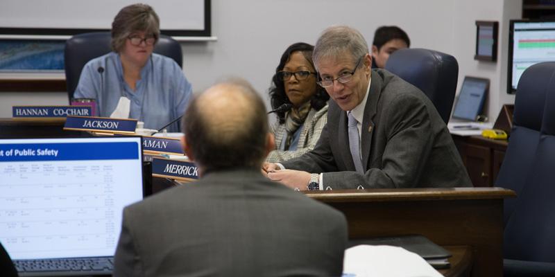 Representative Claman files bill strengthening Alaska's theft laws