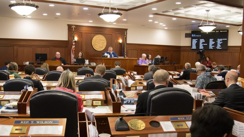 House of Representatives votes for thorough review of omnibus crime bill