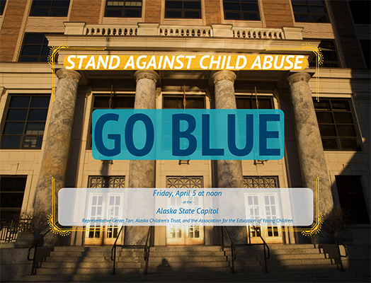 Representative Geran Tarr to co-host rally on National Go Blue Day