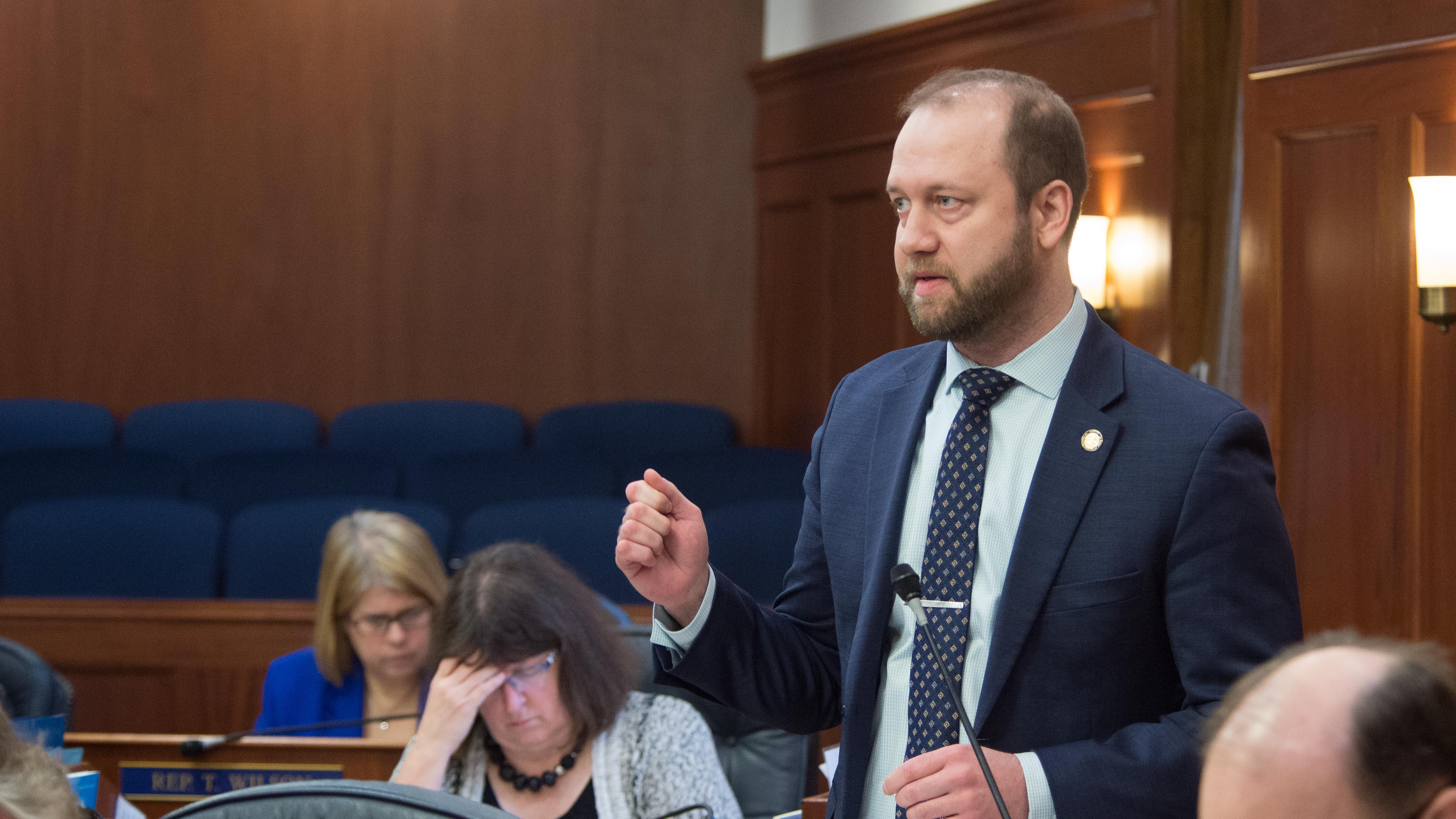 Legislation strengthening Alaska sex crime laws clears final legislative hurdle