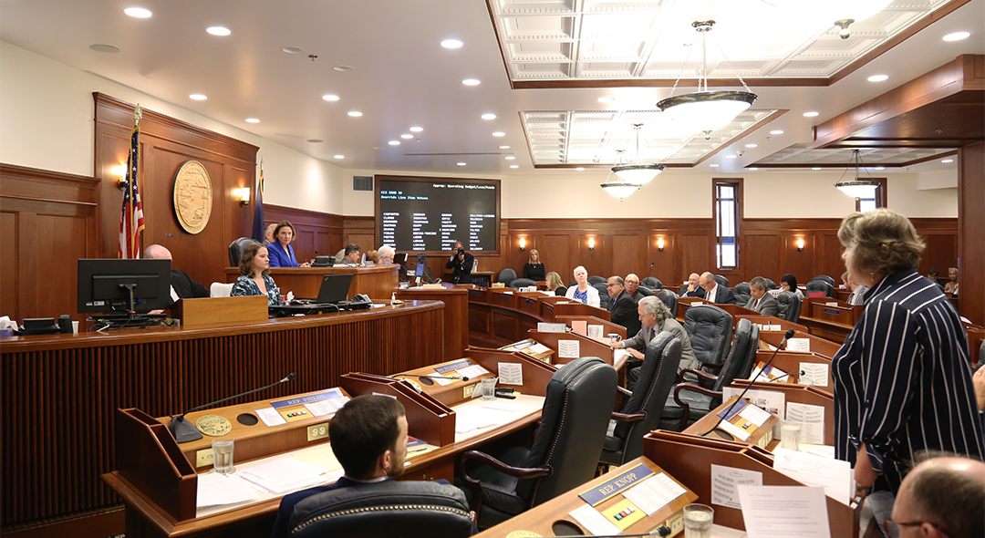 Legislative leaders continue to act with a sense of urgency as veto overrides fail