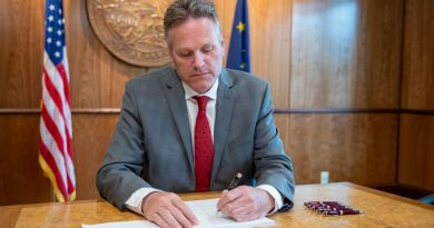 Governor Dunleavy vetoes $5.4 billion deposit into principal of the Permanent Fund