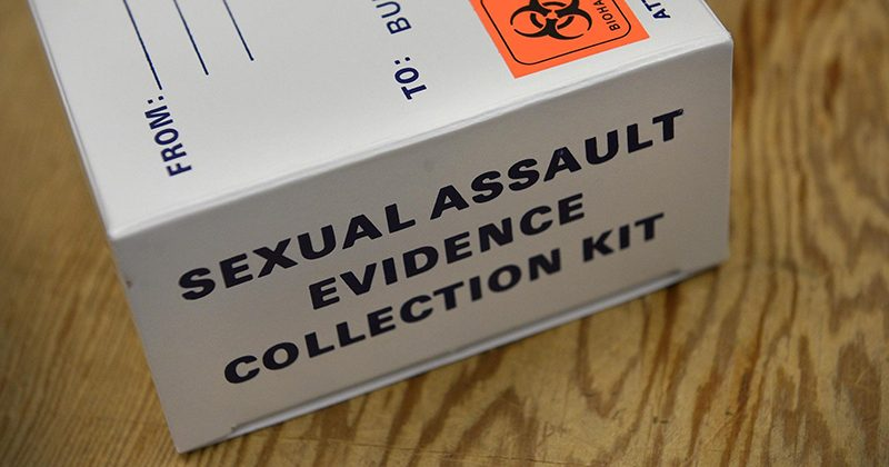 New legislation calls for testing of rape kits within six months