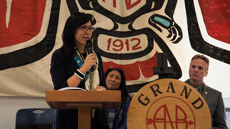 November formally established as Alaska Native Heritage Month