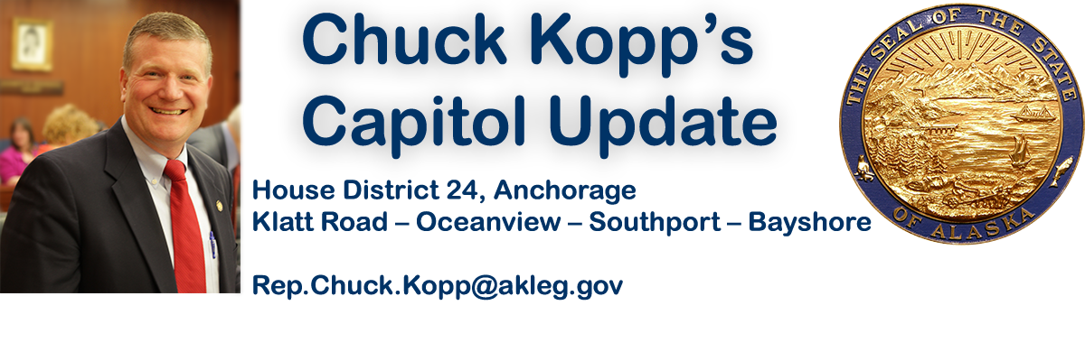Update from the Capitol!