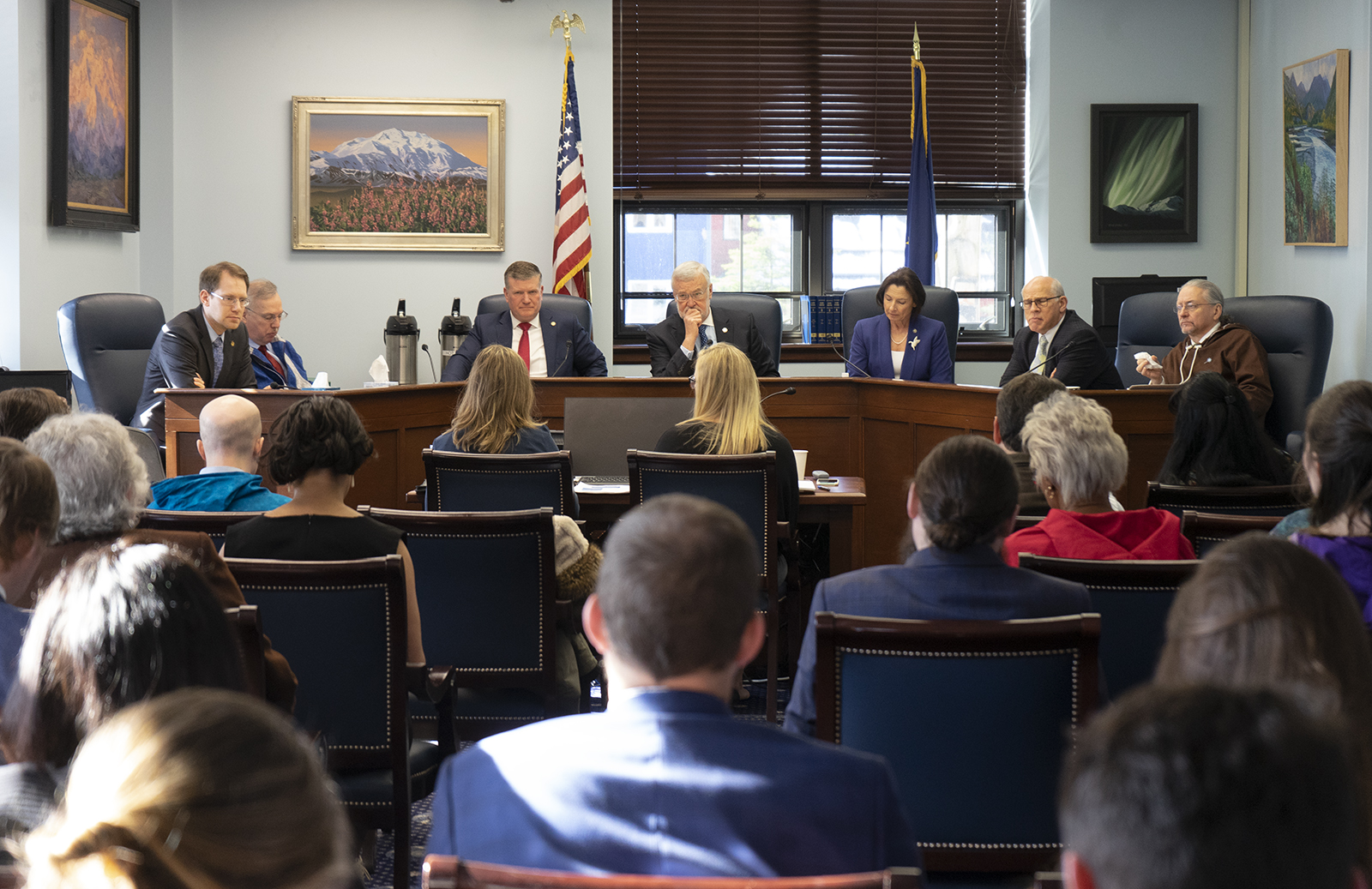 Alaska Legislature announces initial actions to limit spread of COVID-19
