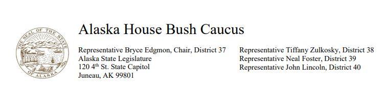 Alaska House Bush Caucus