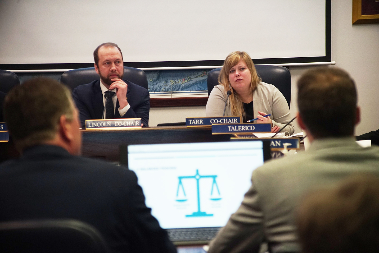 House Resources Committee co-chairs applaud milestone for Alaska LNG